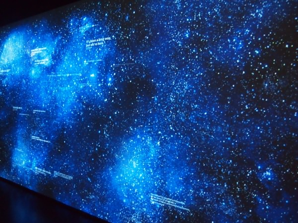 【感想】宇宙ミュージアムTeNQ(テンキュー)に行ってきました!【楽しむコツ】