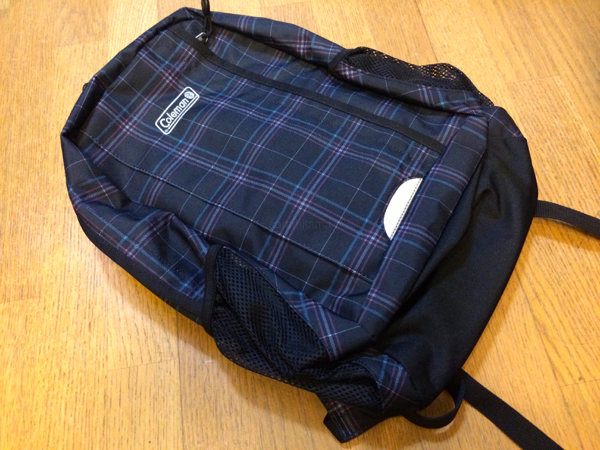 【女性向け】13.3インチのMacBookが入る、カワイイリュックを購入したよ!【普段使いOK】