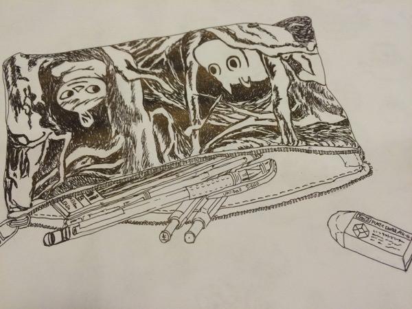 コピー用紙500枚で絵の練習、はじめました。【500枚チャレンジ】