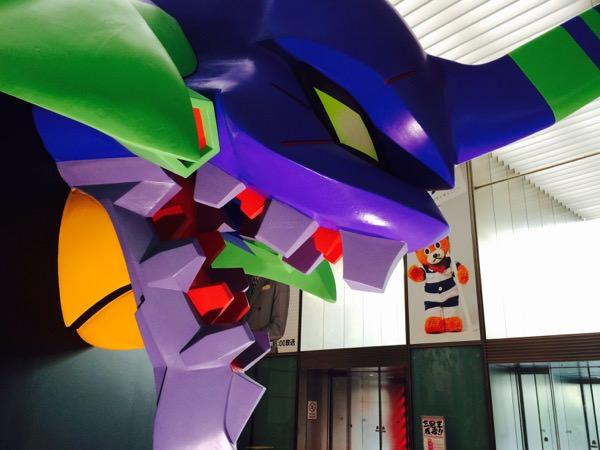 【ネタバレ無し】リアル脱出ゲーム × エヴァンゲリオン「第3新東京市からの脱出」に行ってきました!