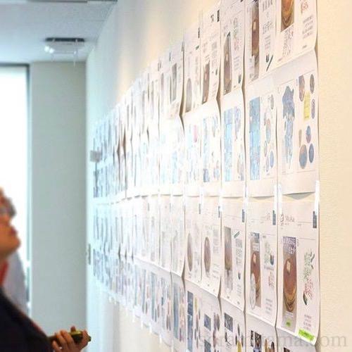 同じ素材&アナログしばり。40人で本の表紙をデザインして遊びました。【第4回さいたまデザインDTP勉強会】
