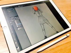 お絵かき用に12.9インチiPad Pro&Apple Pencilを購入使い心地レビュー