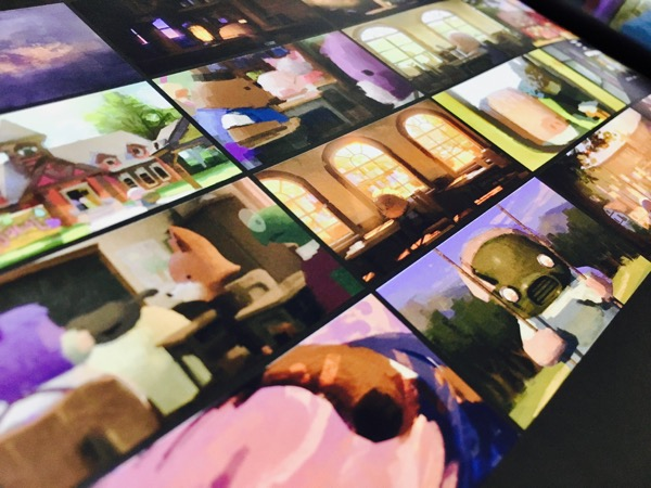 【感想】2018年8月 堤大介さんの「トンコハウス流 気持ちを伝えるコンセプトアート」に行ってきました!